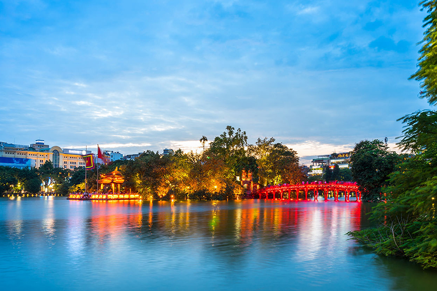 Cultural Experience Hanoi Golden Rooster Hotel 3 days 2 nights package